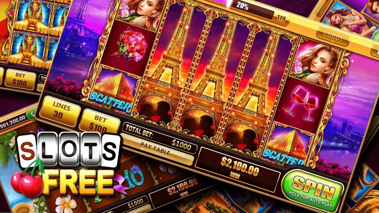 How To Play Free Casino Slots Online